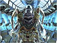Иткулы, они же Жнецы - одна из игровых рас Master of Orion III.