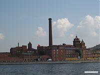 Здание старой фабрики (дореволюционной постройки).