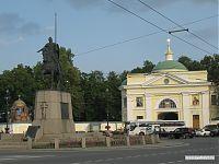 Александрово-Невская лавра.