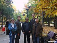 Слева направо: Gelena, badger, Вадим Казаков, etoneyava, Jozef Nerino.