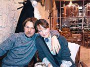 Олег (mastino) и его очаровательная спутница Даша (free-aeroplane).