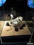 Модель «Кьюриосити», посла человечества на Красной планете.