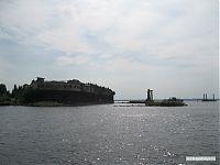 Ещё один полуразрушенный форт.