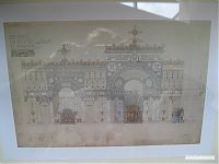 Проект кронштадтского Морского собора.