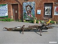 Киборгизированный крокодил!