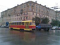 Мои любимые волгоградские трамвайчики.