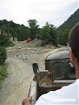 Вот как-то так мы и ехали, в кузове «Урала», подпрыгивая на жёстких деревянных лавках.