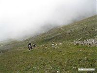 Идём-бредём куда-то в облачном тумане...