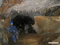 И ещё один вид тоннеля.