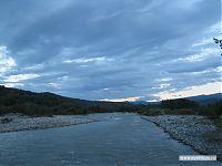 Река Малая Лаба. Вдоль неё мы шли в походе с Виктором, шесть лет назад...