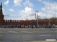 Цветочный мимимитинг по поводу смерти Немцова.
