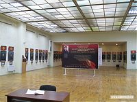 Памяти революции 2010 года.