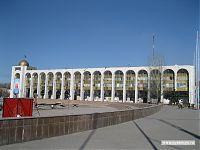 Торговый центр типа петербуржского Манежа.