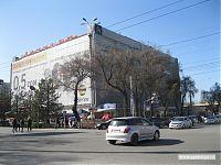 Центральный универмаг города Бишкека.