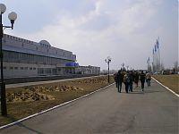 Место проведения игр — универсальный спортивный комплекс «Олимп».